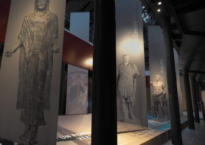 Foto 15: alcuni dei protagonisti della storia di Ravenna