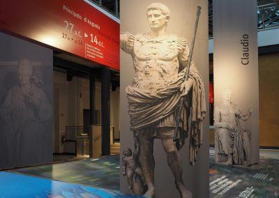 Foto 16: alcuni dei protagonisti della storia di Ravenna