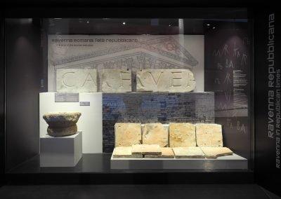 Foto17: vetrina della Ravenna Repubblicana