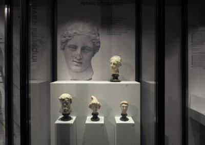 Foto 26: alcune sculture della Ravenna Imperiale
