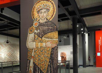 Foto 29: raffigurazione dell'Imperatore Giustiniano