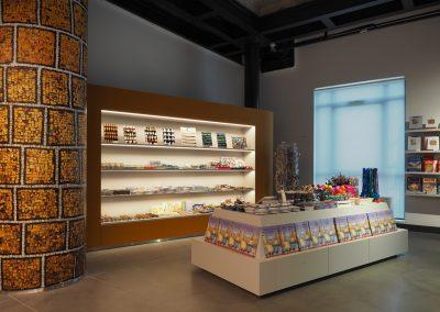 Foto 5: il bookshop