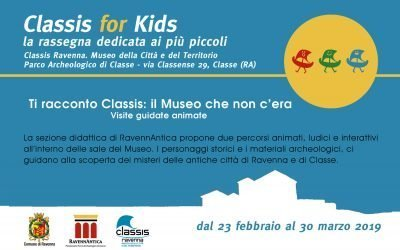 Classis for kids 2019: visite guidate animate per i più piccoli